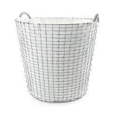 Wäschebeutel für Korbo-Korb - weiß 65 Liter - Korbo