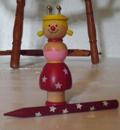 PRINCESS - Knitting Doll