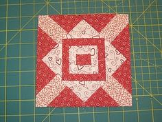 Nearly Insane Quilts: Block 14