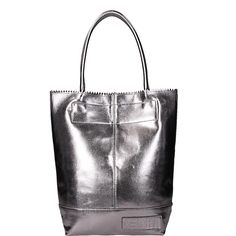 Zebra Trends shopper metallic