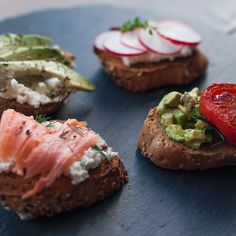 #bruschetta #serving #snack #table