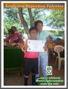 Felicitamos a nuestro arquero de la categoría sub 10, Daniel Farfan Solano.