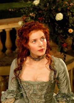Rachel Hurd-Wood as Laura Richis in Perfume: The Story of a Murderer Rachel Hurd Wood, 18th Century Costume, Corte Y Color, Movie Costumes, Period Costumes, Laura Lee, Ginger Hair, Costume Design, Redheads