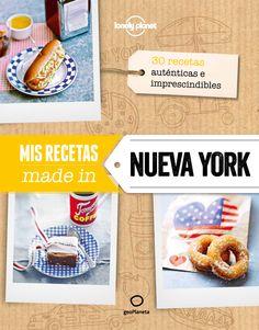 Hamburguesas, pasteles de queso, muffins, bagels, comida callejera... Tan solo hay que cerrar los ojos e imaginarse en Nueva York.