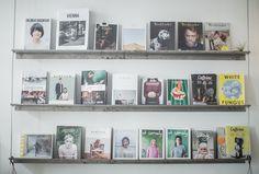 Kinfolk, Fungi, Vienna, Coffee Shop, Photo Wall, Concept, Gallery, Frame, Flowers