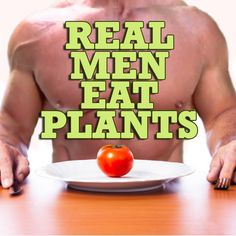 Real Men Eat Plants, is dedicated to helping men achieve a whole food plant based lifestyle. We issue you a 30 day challenge today! Lower Cholesterol Naturally, 30 Day Challenge, Real Man, Cruelty Free, Whole Food Recipes, Fitspo, Plant Based, Health And Wellness, Healthy Lifestyle