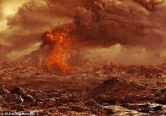 Мир находится накануне катастрофического извержения супервулкана способного изменить ход истории http://ift.tt/2zU03bm