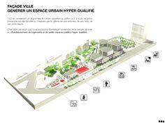 SOA Architects Paris  Projects  Housing units Blanc Mesnil