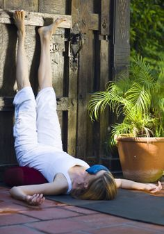 Yoga For Menopause. 5 Poses To Balance Your Hormones. | Second Spring Health