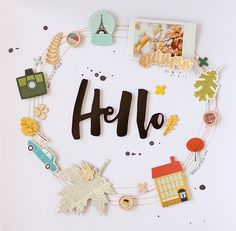 HELLO by EyoungLee at @studio_calico