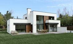 Cette construction cubique a remporté le concours Architecteurs 2015.