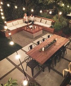Check out these amazing backyard ideas on a budget #LandscapeOnABudget