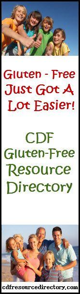 Celiac Disease Foundation Gluten Free Resource Directory