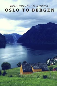 Rather than taking the Norway in a Nutshell Train trip, we opted to drive between Oslo and Bergen. Here are our tips !