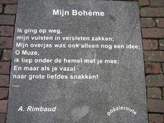 Mijn Boheme - A. Rimbaud - Harderwijk