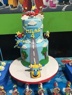 4th Birthday, Birthday Parties, Birthday Cake, Milan, Party Ideas, Cakes, Future, Desserts, Kids
