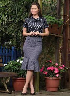 Resultado de imagen para modelos de vestidos para assembleianas