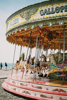 old fashioned fair ride
