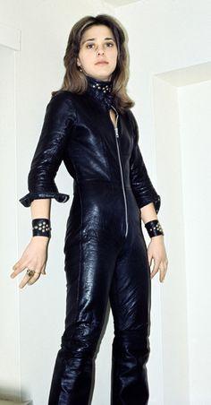Designer Leather Fashions : Photo