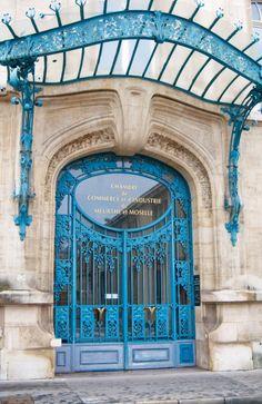 Chambre de Commerce et d'Industrie, Nancy, Meurthe-et-Moselle, France