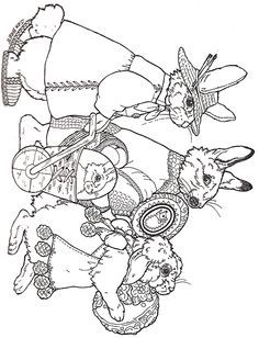 Trouble With Trolls Coloring Page Jan Brett Christmas