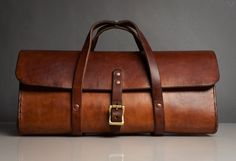 ETWAS Toolbag no.2  Handmade gorgeous leather