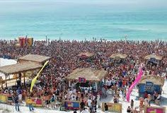 In April for spring break I plan to go to Panama City Beach with all my friends again.