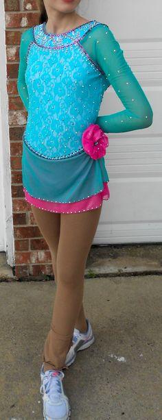 skating dress for 2013 season front.