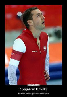 Zbigniew Bródka zdobył olimpijskie złoto - internauci zachwyceni