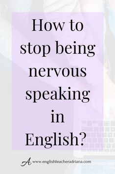 Speak English more confidently by using these 7 tips to improve your confidence speaking in English. Click the link below to watch the video lesson Improve English Speaking, English Learning Spoken, English Language Learning, Learn English Words, English Study, English English, Learn Spanish, English Class, Speak English Fluently