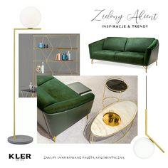 #kler #meblekler #klermeble #klerdesign #designkler #excellence #klerexcellence #wnętrza #Gondoliere #green #zieleń #zielonyakcent #złoto #gold #new  #sofa #salon #projektowanie #design #meble #dom #komfort #jakość #quality #wypoczynek #styl  #style #modern #relaks #relax #furniture #furnituredesign #interior #interiordesign #home  #dom #dodatki #dekoracje #homedecor #stolik #stolikkawowy #coffeetable Dom, Teak, Ottoman, Chair, Green, Furniture, Home Decor, Palette, Living Room