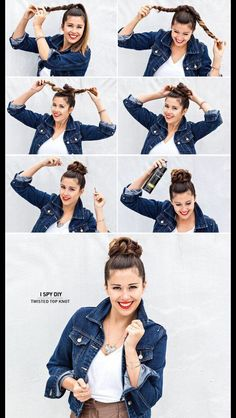 Easy pin up