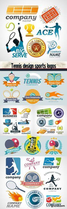 Tennis Photography, Beach Tennis, Sports Logos, Company Names, Design Inspiration, Tennis, Country, Tecnologia, Business Names