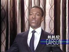 Eddie Murphy's Stand Up Comedy Routine (FULL), First Appearance on Johnny Carson Show