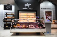 JORDAO@EUROSHOP 2020 COLUMBUS serve-over counters JORDAO COOLING SYSTEM 2020® Retail Solutions, Displays, Butcher Shop, Deli, Carne, Bakery, Kitchen Appliances, Cooling System, Wood