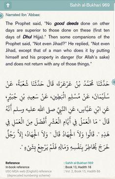 Good Deeds, Hadith, Islam, Sayings, Books, Libros, Lyrics, Book, Book Illustrations