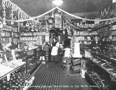 Dawson City Yukon Store