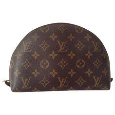 a29649fbc10a LOUIS VUITTON Pochette leather clutch bag Leather Clutch Bags, Evening  Bags, Louis Vuitton,