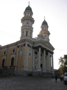Catholic Cathedrals in the World | The Byzantine Catholic Cathedral Church in Uzhorod | Flickr - Photo ...