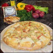 Rustic Chicken and Fleur-de-Lis Tart from Chef John Folse