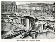Paris in the Belle Epoque, what a fabulous time and place to have lived, right? Well,not so much. If you were living in Paris at the dawn of the 20th centur