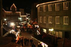 Esslingen - Christmas Market A medieval-market in the christmas-time, if you are around it is well worth seeing.