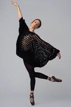 Julie Kent, Fall Winter 2014, Autumn, Arts And Entertainment, Brand Ambassador, Ballerina, Muse, Knit Crochet, Most Beautiful