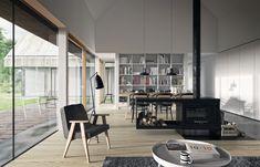 'barn house' by polish firm mimo studio