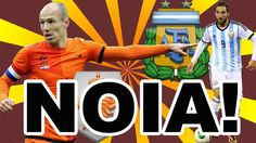 Olanda Argentina 2014 0-0 Supplementari e Rigori? Germania Gode!