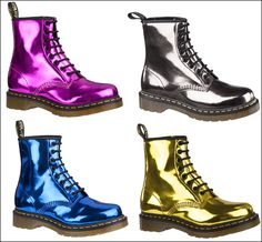 Happy 50th Birthday Dr.Martens!