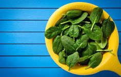 Your best meat-free options to boost your iron levels.