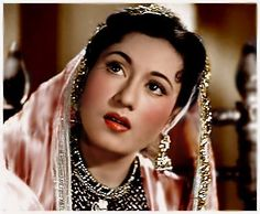 Beautiful Madhubala