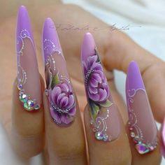Tina's Nails, Sexy Nails, Cute Nails, Hair And Nails, Nails Inc, Beautiful Nail Designs, Cool Nail Designs, Coffin Nails Long, Long Nails