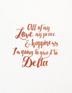 Pink Grey NYC on Etsy - Delta Sigma Theta Artwork - Real Gold Foil Art - Home Office Dorm Decor Red Foil